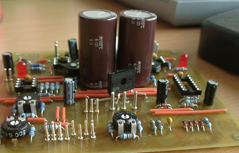 Elektronica onderdelen en toebehoren